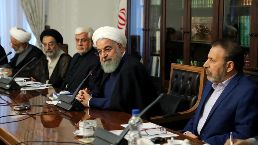 Irán promete 'respuesta aplastante' a cualquier acto de terror
