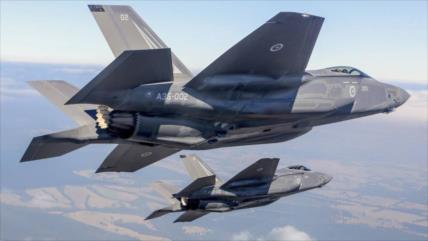 Israel usará cazas F-35 ante sistemas antiaéreos S-300 en Siria