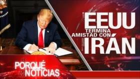 El Porqué de las Noticias: Batalla judicial Irán-EEUU. Incertidumbre por el Brexit. Fujimori sin indulto