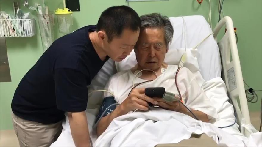 Justicia en Perú anula indulto a Fujimori y ordena su captura