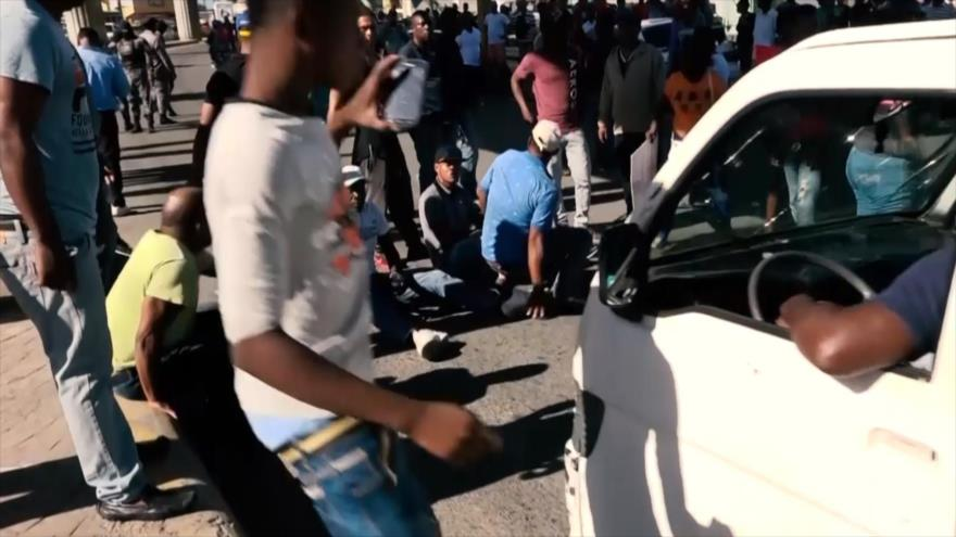 Choferes dominicanos reclaman rebaja del precio de combustibles