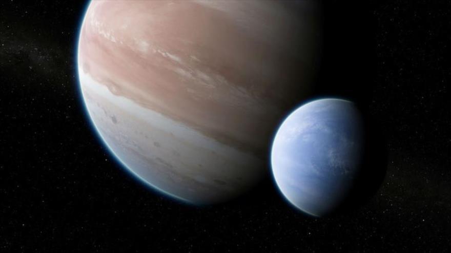 Detectan la que podría ser primera luna fuera de Sistema Solar | HISPANTV