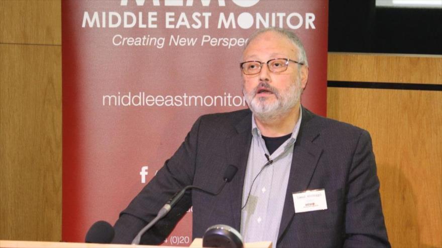 El periodista saudí crítico de la monarquía de los Al Saud, Yamal Khashoggi.