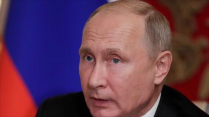 Putin: No se prevé acciones militares a gran escala en Idlib