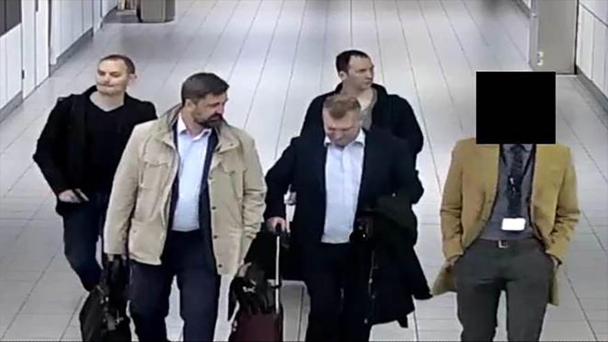Occidente acusa a Rusia de varios ciberataques, que Moscú niega