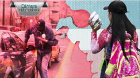 Cámara al Hombro: Trabajadores del semáforo en Santo Domingo