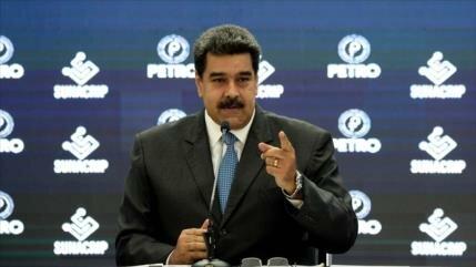 """Maduro acusa a Duque de ser """"un diablo satélite del imperialismo"""""""