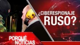El Porqué de las Noticias: Líder iraní denuncia complots enemigos. Ciberataques de Rusia. Protestas contra Kavanaugh