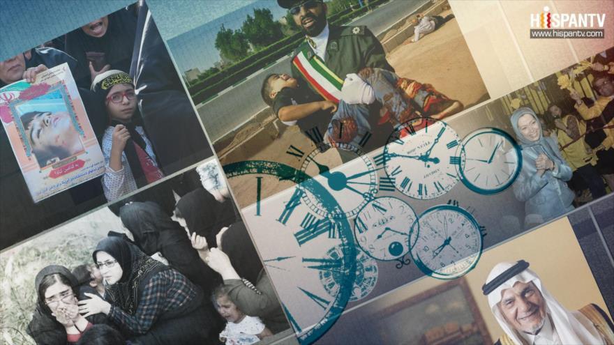 10 Minutos: Ataque Terrorista en Ahvaz