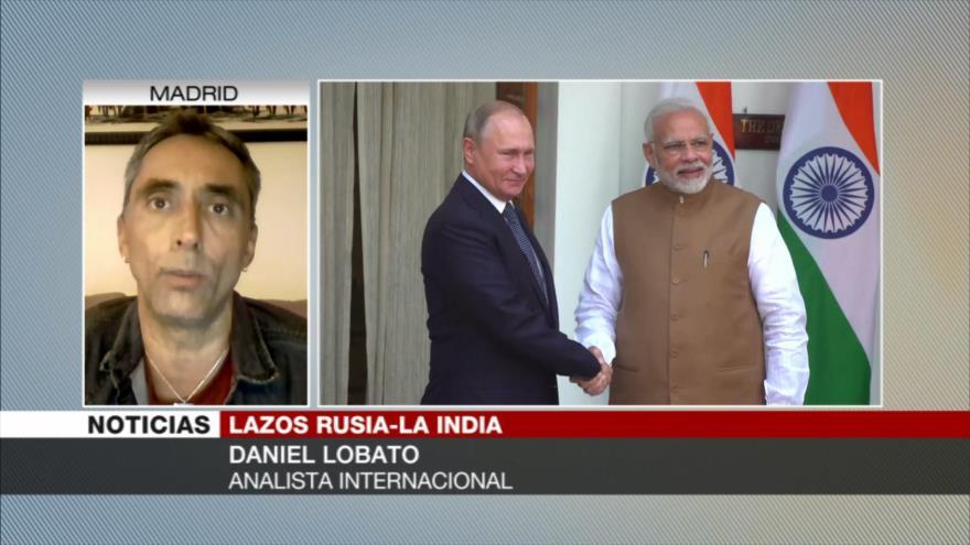 Lobato: Compra de S-400 por La India revela nulidad de sanciones de EEUU