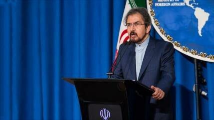 Teherán advierte a 'racista' Israel por insultos a nación iraní