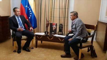 Venezuela acusa a EEUU de querer destruir su prosperidad