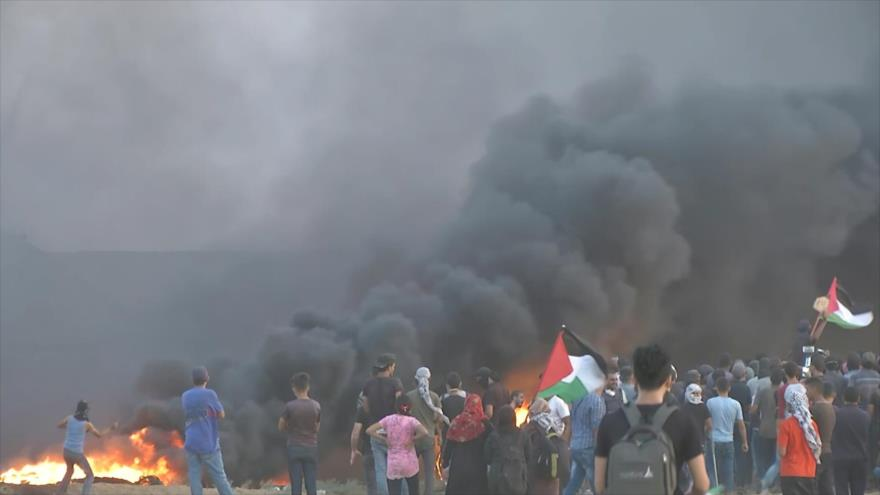 Veintiocho semanas consecutivas de Marchas del Retorno en Gaza