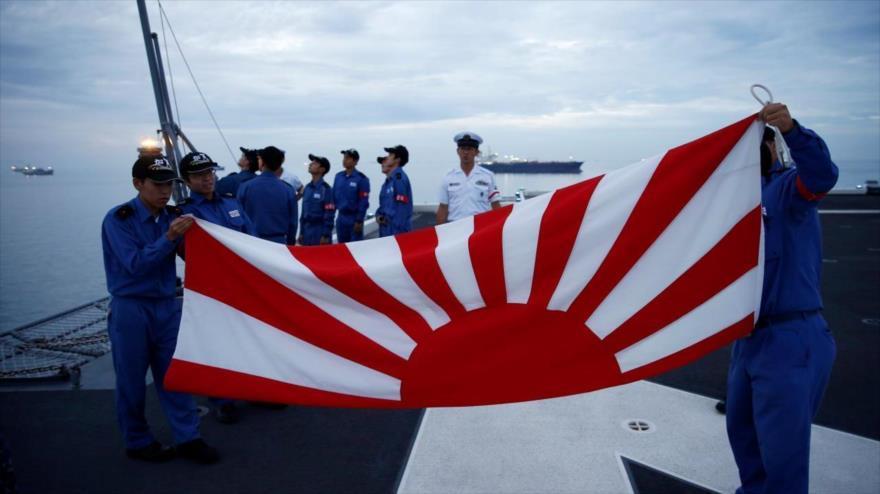 Pyongyang critica uso de bandera militar de Japón en evento naval