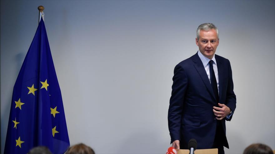 Francia rechaza competencia de EEUU en negocios Irán-Europa