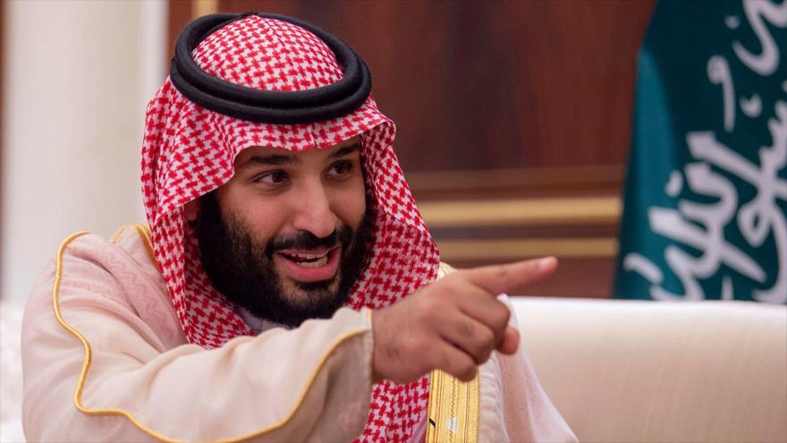 El príncipe heredero de Arabia Saudí, Mohamad bin Salman, 30 de septiembre de 2018. (Fuente: AFP).