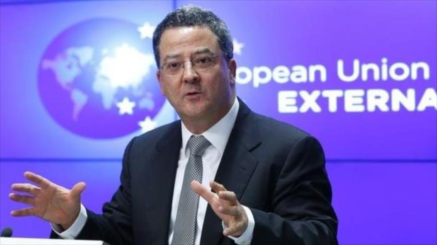 Yves Rossier, embajador de Suiza en Rusia