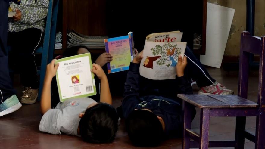 Paraguay bajo la lupa por maltrato infantil | HISPANTV
