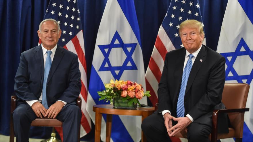 Palestina: EEUU desdeña el derecho internacional por Israel