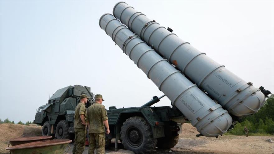EEUU, consciente de poderío de S-300, confirma su despliegue en Siria