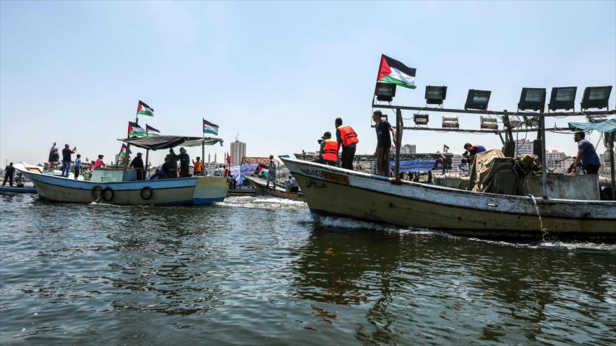 Israel aprieta el cerco contra los pescadores palestinos en Gaza