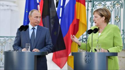 Alemania acusa a Rusia de ciberataques a sus Ministerios