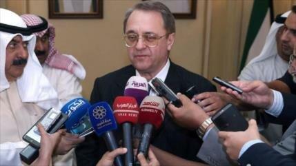 Rusia: Occidente ha hecho de Libia un bastión del terrorismo