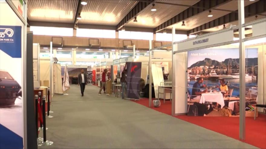 Amplia participación extranjera en Feria de Reconstrucción de Siria