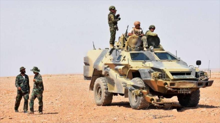 Informe: Rusia despliega fuerzas especiales cerca de Dier Ezzor