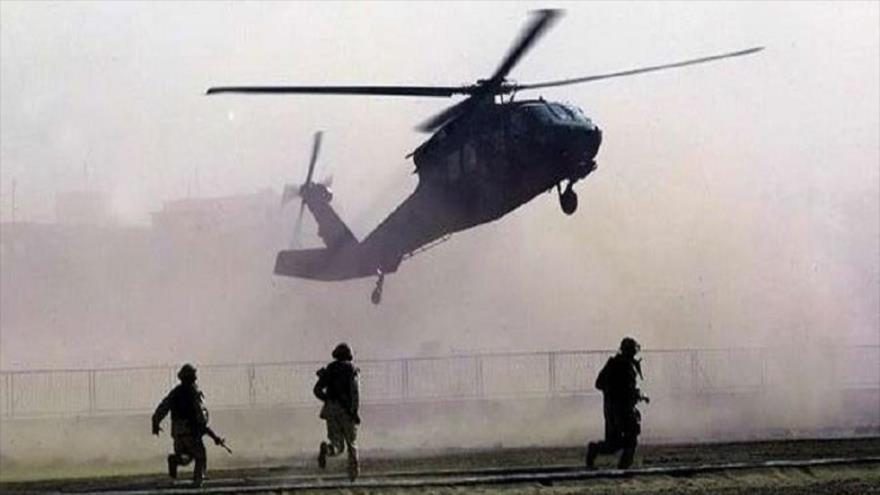 Helicópteros de EEUU trasladan a extranjeros de Daesh en Siria