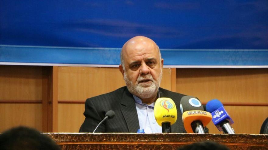 """""""Hay manos ocultas buscando generar división entre Irán e Irak"""""""
