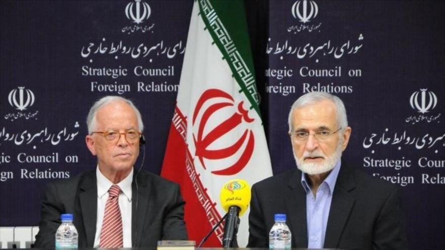 'Estabilidad en Siria e Irak no es posible sin el apoyo de Irán'