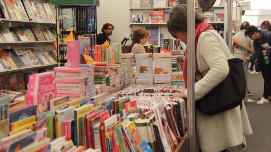 Abre la Feria Internacional del Libro en Montevideo