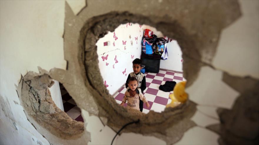 ONU condena ataque saudí a campo de refugiados en Yemen