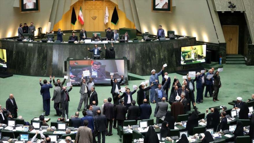 Parlamento iraní aprueba la adhesión de Irán a Convención de GAFI