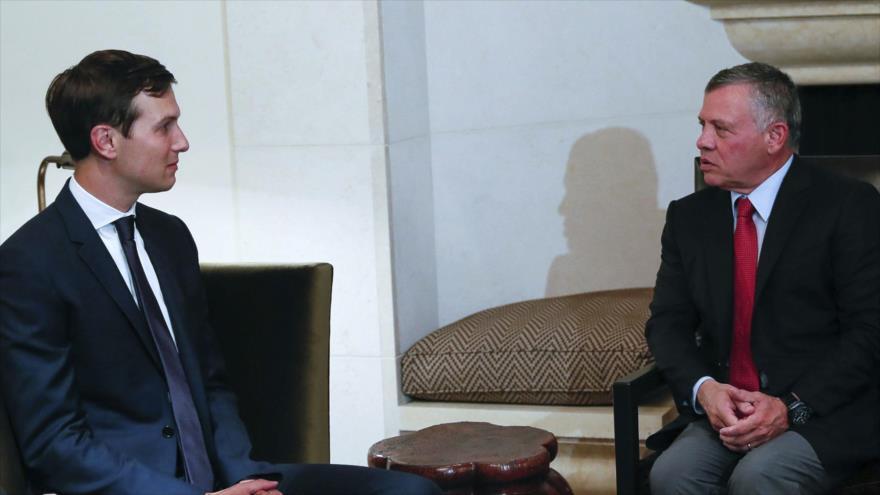 Kushner no convenció a Jordania cambiar estatus de refugiados palestinos
