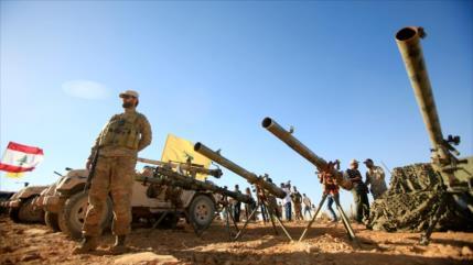 Una agresión de Israel a El Líbano llevará al infierno al régimen