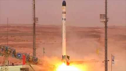 Irán lanzará tres satélites a principios de 2019