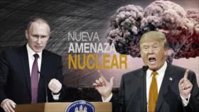 Detrás de la Razón: ¿Por qué EEUU amenaza con atacar a Rusia? el nuevo súper misil 9M729