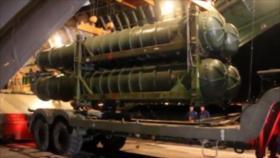 Vídeo: nuevas imágenes de la llegada de los S-300 a Siria