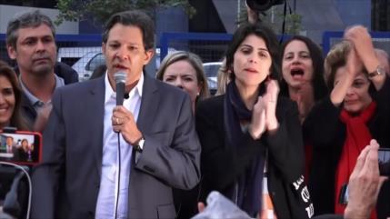 Presentación de 5 candidatos destacados de presidenciales de Brasil