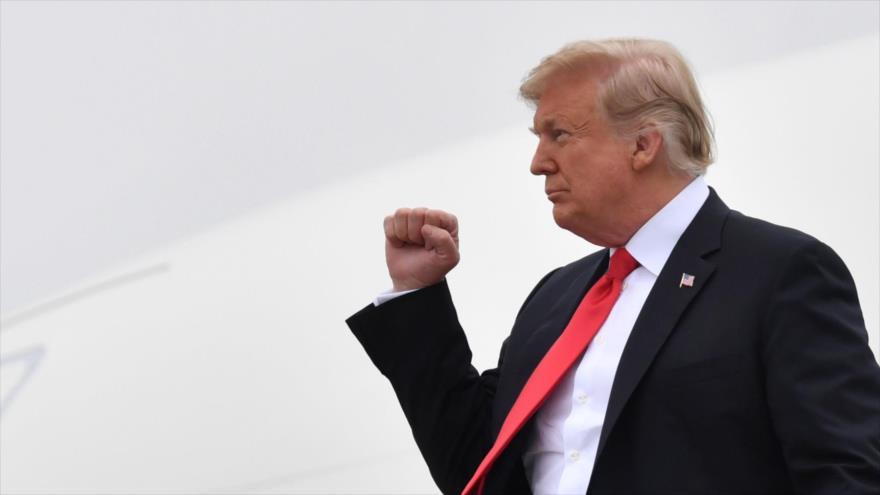 """El EEUU de Trump es """"Yo, el presidente"""", no """"Nosotros, el pueblo"""""""