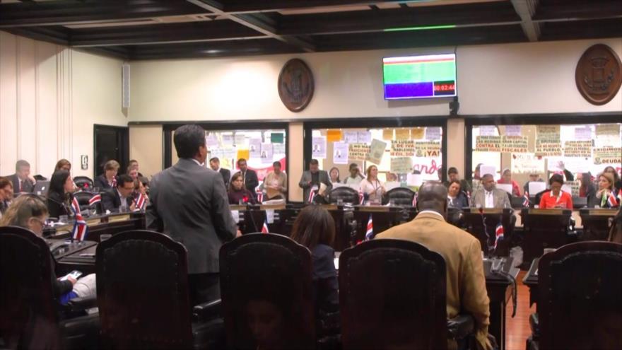 Aprueban en primer debate plan fiscal en Costa Rica