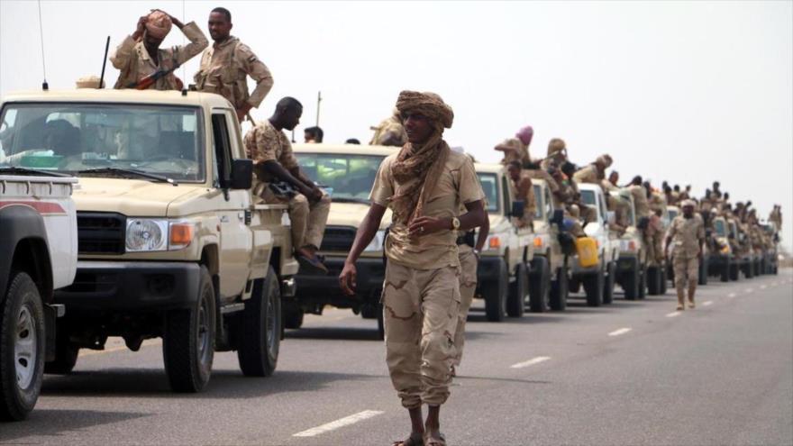 """Ejército yemení: Riad envía """"tropas adicionales"""" a Al-Hudayda"""
