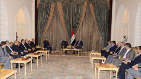 Presidencia iraquí aboga por reforzar lazos bilaterales con Irán