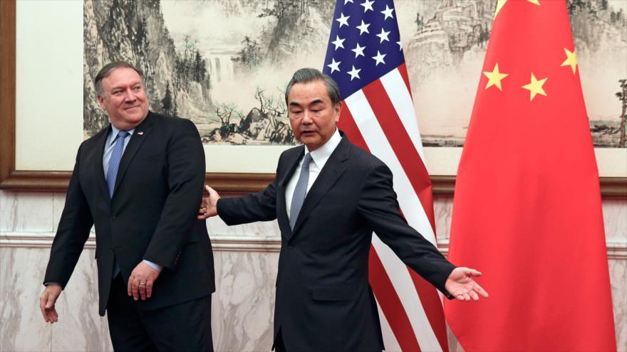 """China exige a Estados Unidos que ponga fin a sus """"acciones erróneas"""""""