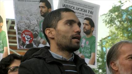 """Activista español podría ir preso por grabar """"abusos policiales"""""""