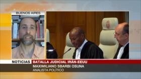 Sbarbi Osuna: Fallo de La Haya fue contario a la petición de EEUU