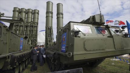 Rusia entrega a Siria tres batallones de S-300 de forma gratuita