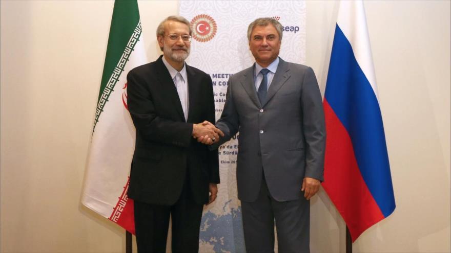 Irán pide cooperación integral para afrontar hostilidades de EEUU